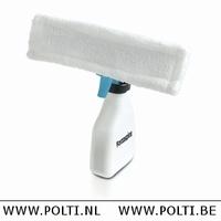 Forzaspira AG100, AG130 Spayer + inwashoes