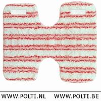 Polti Lecoaspira Mikrofasertuch  rutschigen Böden setzen