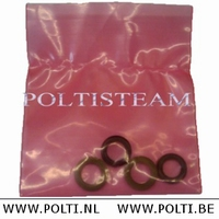 SLDB1254 - Silikon Gummi O-Ring Set Mutter