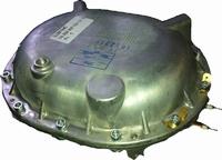 Boiler ovaal, 1200 watt, 230 volt