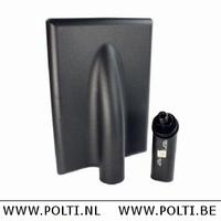 PAEU0228 - Behang afstoomplaat (ovale aansluiting)