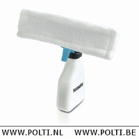 Forzaspira AG100, AG130 pulvérisateur + prélavage sleever