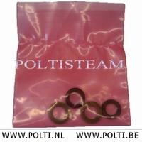 SLDB1254 - Siliconen rubber O-ring set wartel