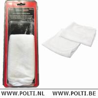 Unico Polti Microvezel doek voor optimale reiniging