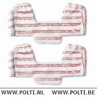 Unico Universele Microvezel doek voor Multi Vloerborstel