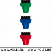 Unico 120° borsteltjes kleur (3)