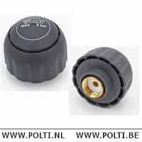 SL001579 - Veiligheidsdop donker grijs
